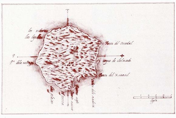 El Hierro a través de la cartografía (1588-1899)