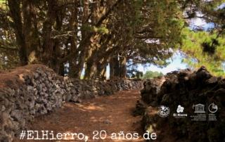 El Hierro cumple 20 años como Reserva Mundial de la Biosfera